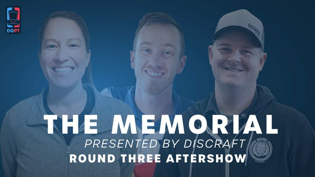 The Memorial Live - Round Three After...
