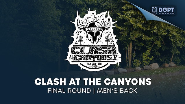 Clash at the Canyons | Final Round | Men's Back