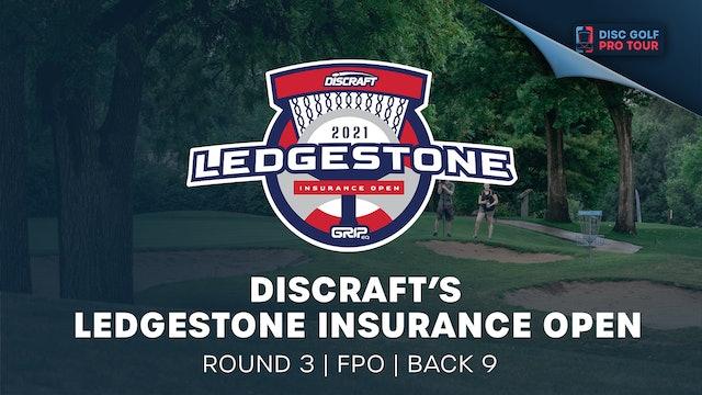 Ledgestone Insurance Open | Round 3 | Women's Back