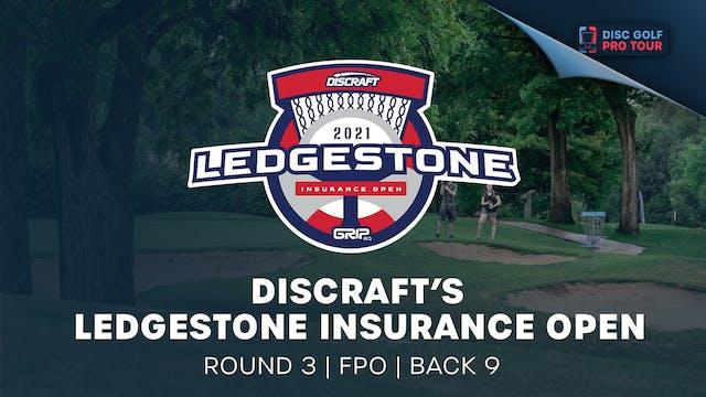 Ledgestone Insurance Open   Round 3  ...