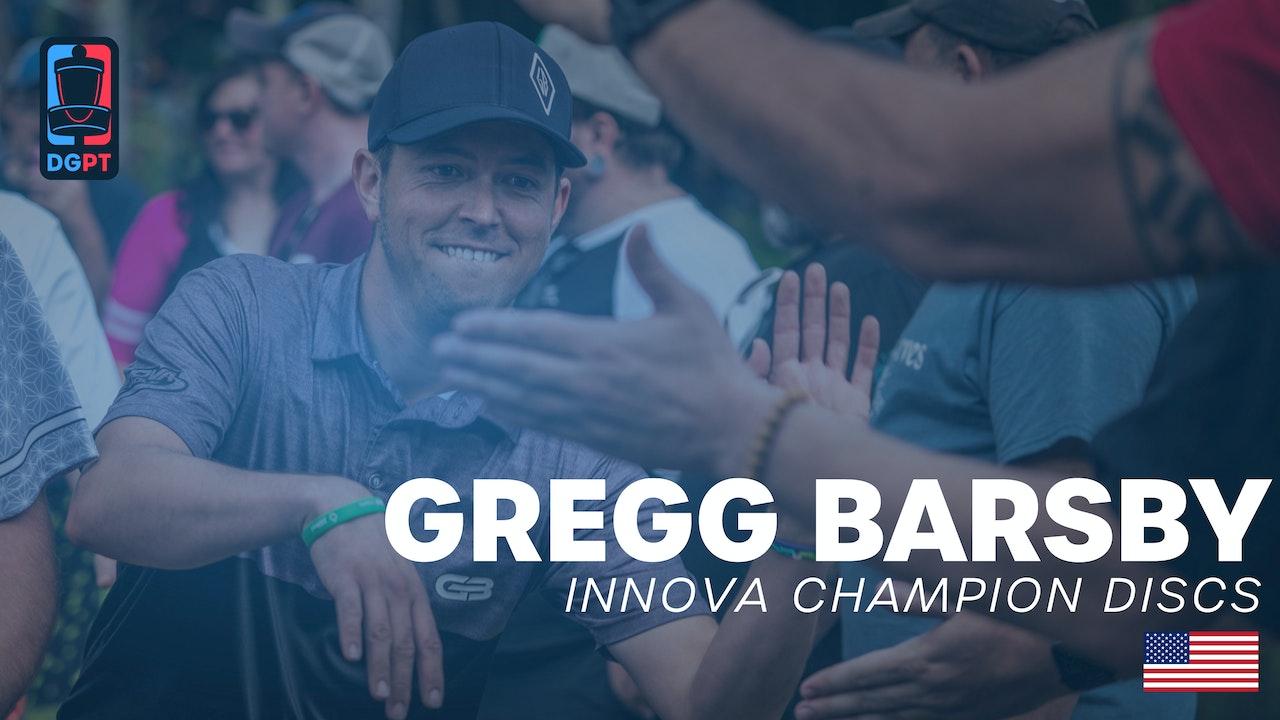 Gregg Barsby