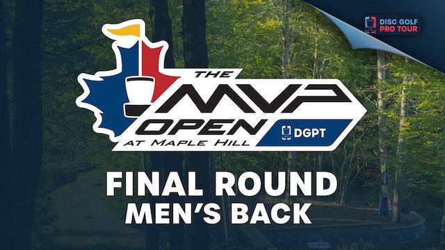 Final Round, Men's Back | MVP Open
