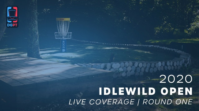 2020 Idlewild Open Live | Round One  - Part 1