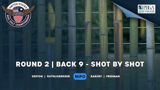 Shot by Shot Coverage   R2 - B9   USDGC