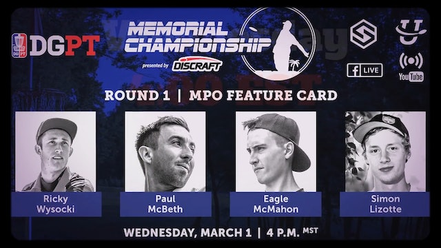 MPO Champions of the Memorial Championship presented by Discraft