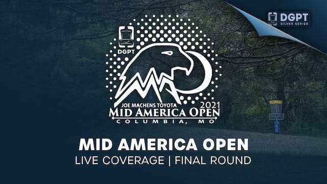 Mid America Open Presented By Discraf...