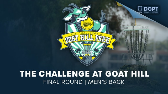 The Challenge at Goat Hill | Final Round | Men's Back