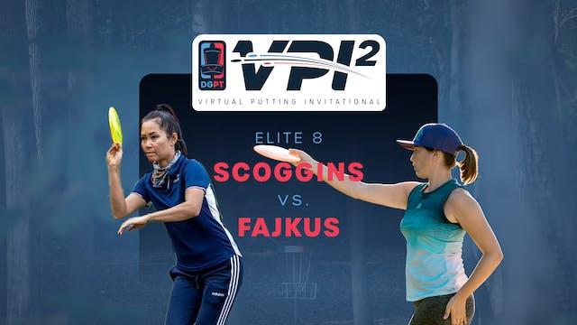 Ohn Scoggins vs Lisa Fajkus | VPI2 | ...