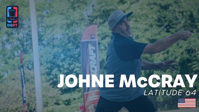 JohnE McCray