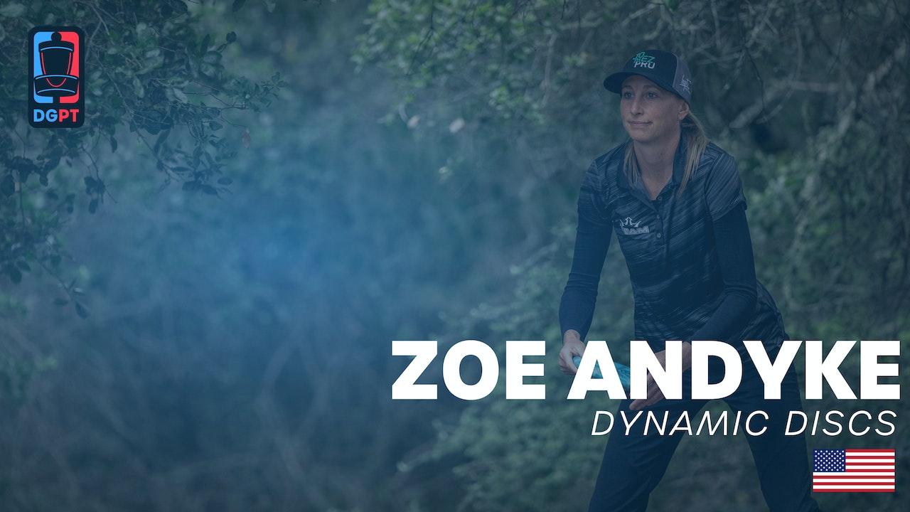 Zoe Andyke