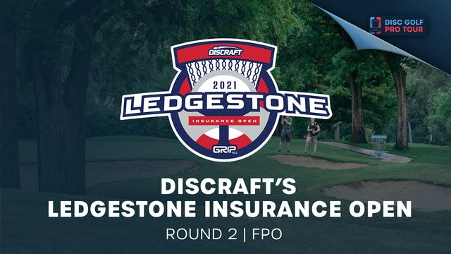 Ledgestone Insurance Open | Round 2 |...