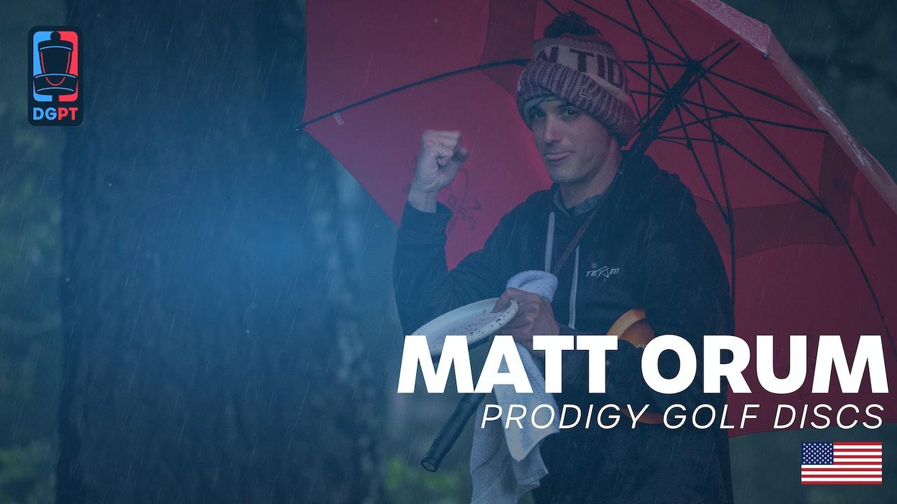 Matt Orum