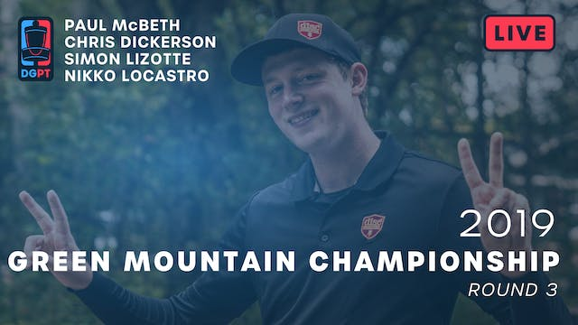 2019 Green Mountain Championship Live...