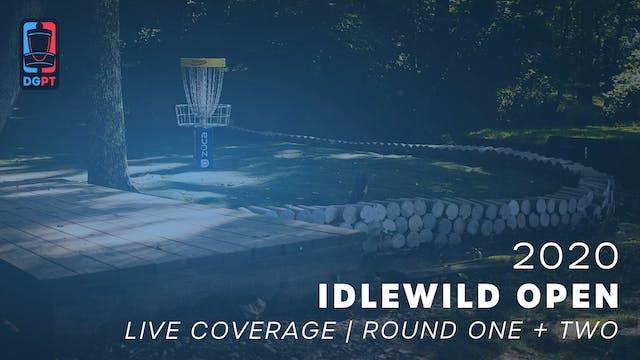2020 Idlewild Open Live | Round One + Round Two
