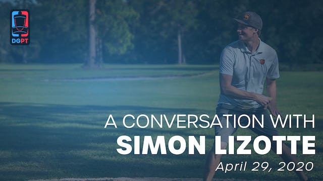 A Conversation with Simon Lizotte
