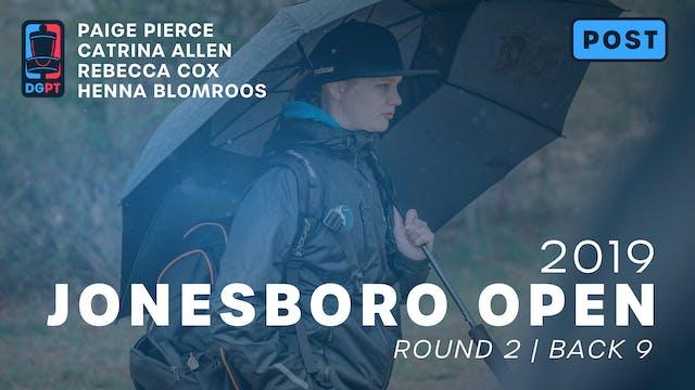 Jonesboro Open Post Produced - FPO Ro...