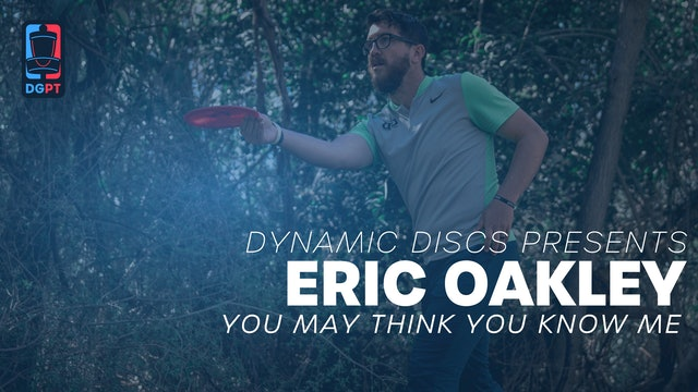 Eric Oakley - You May Think You Know Me