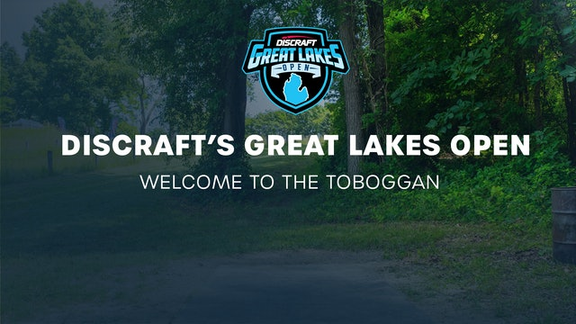 Discraft's Great Lakes Open   Event Tease