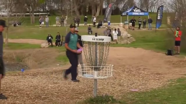McBeth for eagle on 18 for 18 down
