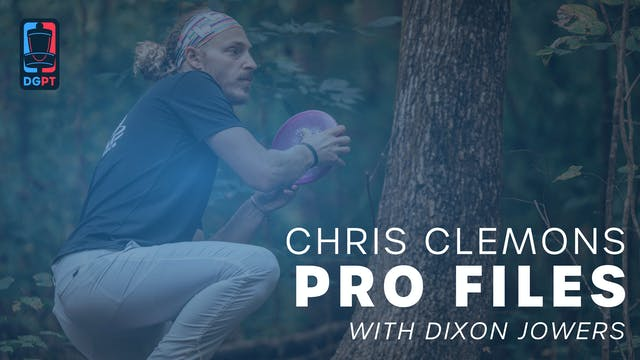 Chris Clemons - Pro Files with Dixon ...