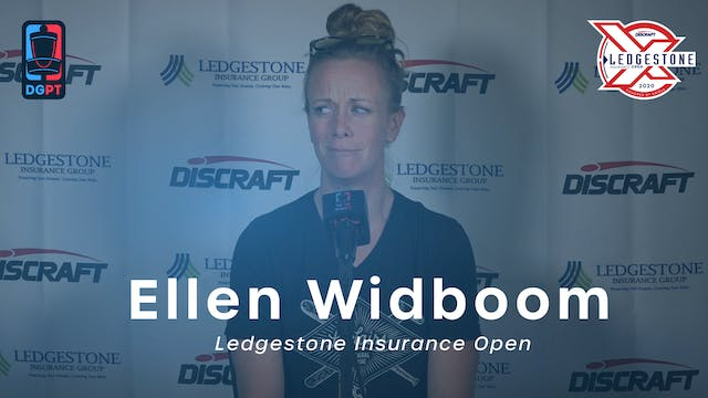 Ellen Widboom Press Conference Interview