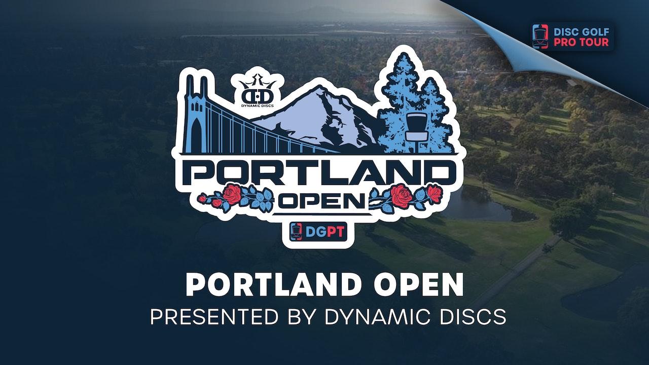 Portland Open