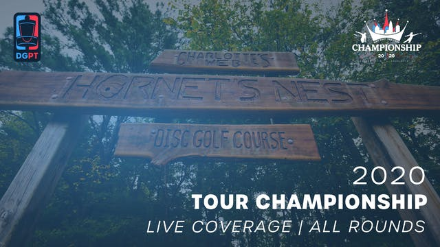 2020 Tour Championship | All Rounds