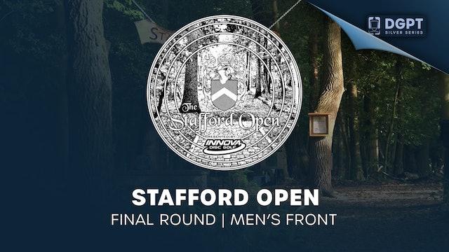 Stafford Open | Final Round | Men's Front