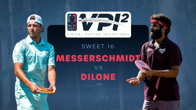 Cam Messerschmidt vs Phil Dilone | VP...