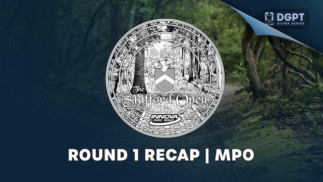Round 1 Recap, MPO | Stafford Open