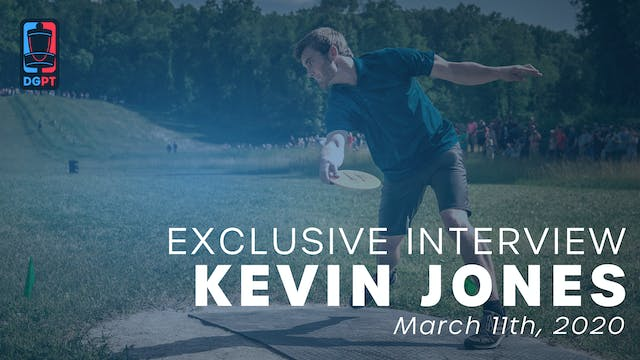Kevin Jones Exclusive Interview