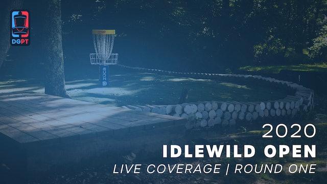 2020 Idlewild Open Live | Round One  - Part 2
