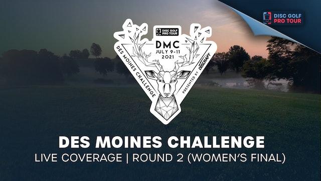 Des Moines Challenge Presented by Discraft | Round 2 (Women's Final)