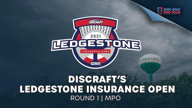 Ledgestone Insurance Open | Round 1 | MPO