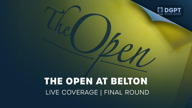The Open at Belton | Final Round PPV