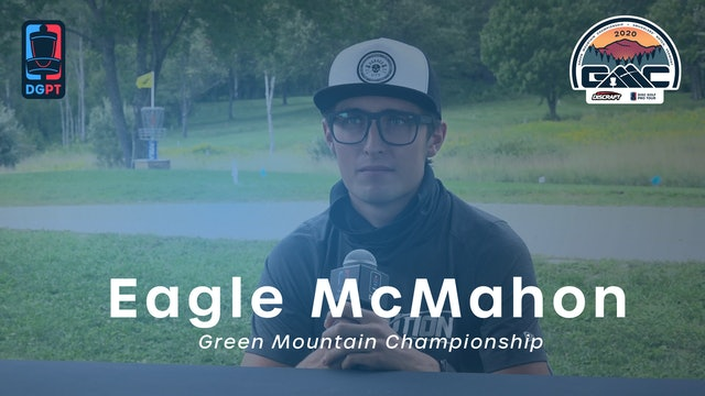 Eagle McMahon Press Conference Interview