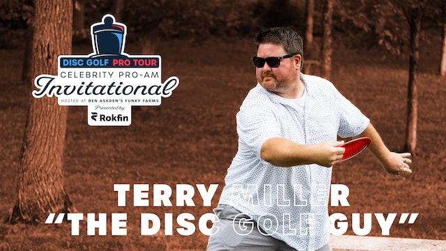 DGPT Celebrity Pro-Am   Terry Miller Interview