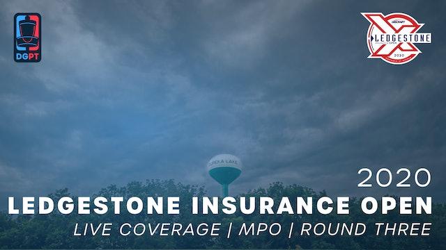 2020 Ledgestone Insurance Open Live | MPO | Round Three