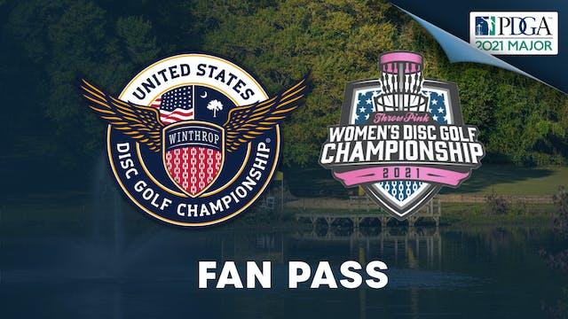 United States Disc Golf Championship - Fan Pass