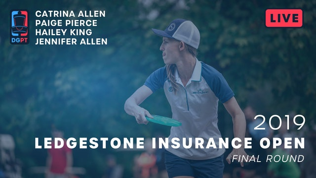 2019 Ledgestone Insurance Open Live Replay - FPO Final Round