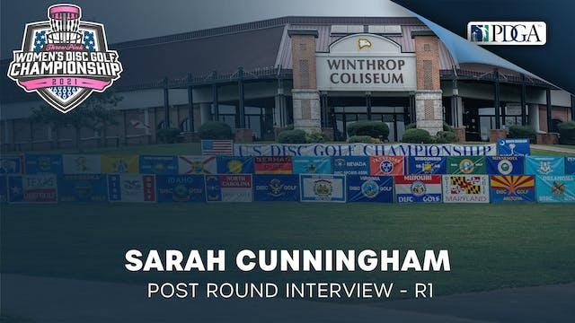 TPWDGC Round 1 - Post Round Interview...