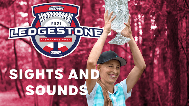 Ledgestone Insurance Open | FPO Sights and Sounds