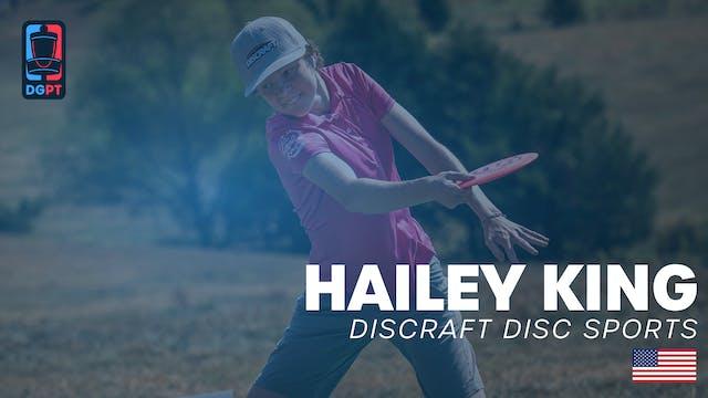 Hailey King