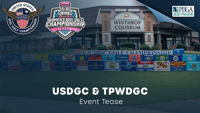 Event Preview - USDGC & TPWDGC