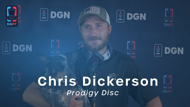 Chris Dickerson Press Conference Inte...