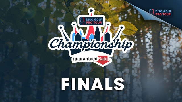 Finals, FPO   Tour Championship Presented by Guaranteed Rate