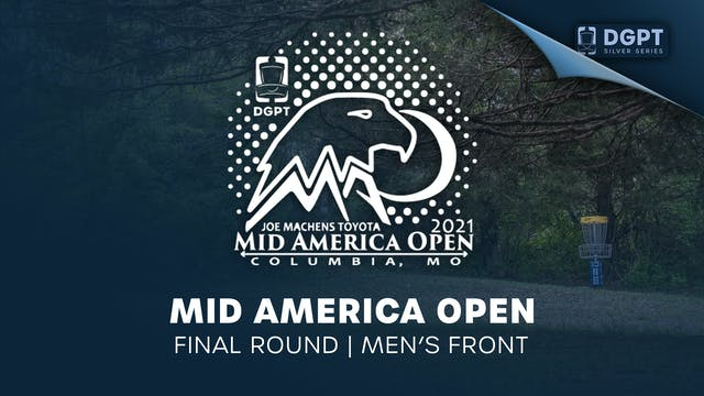 Mid America Open | Final Replay | Men...