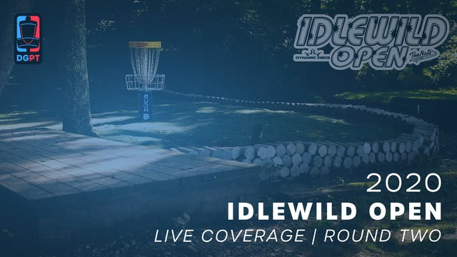 2020 Idlewild Open Live | Round Two  - Part 2