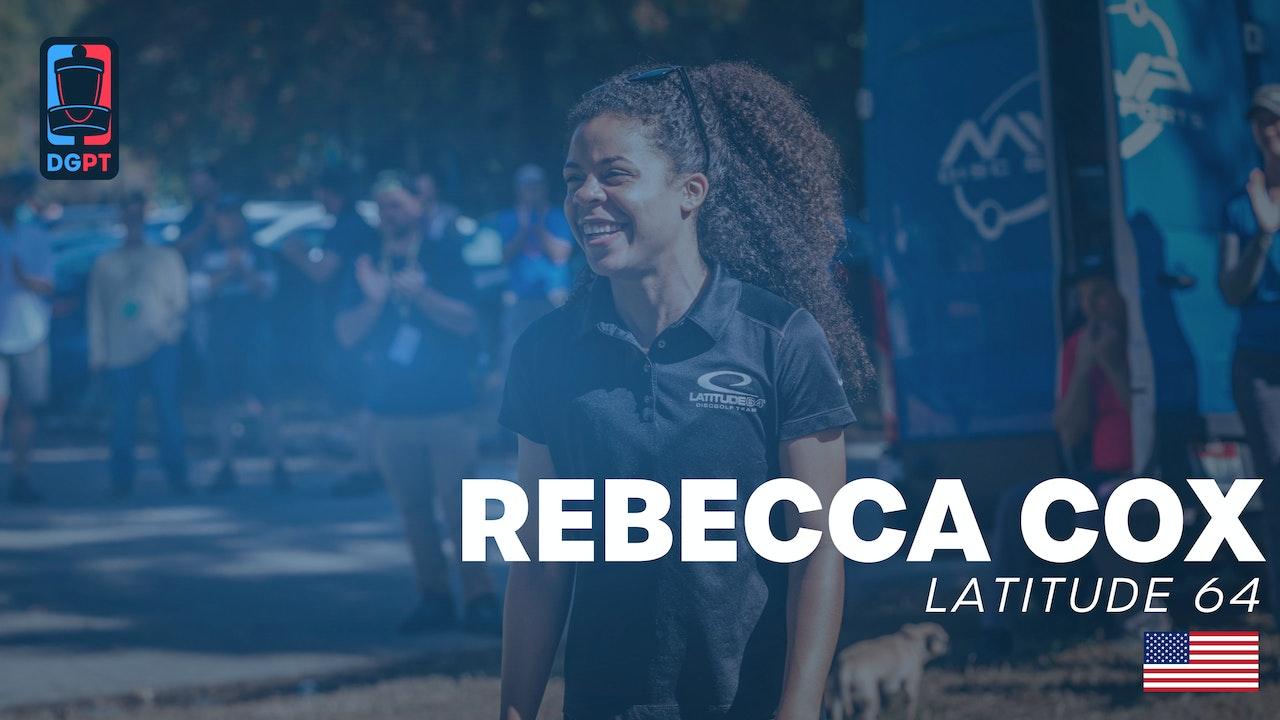 Rebecca Cox
