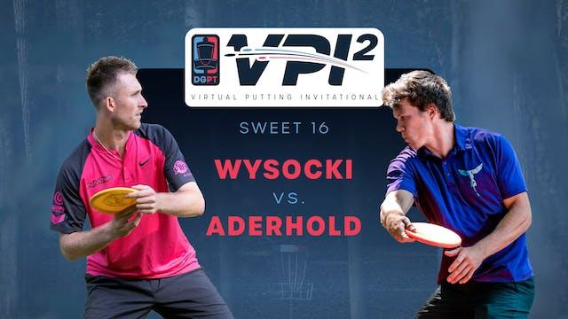 Ricky Wysocki vs Ezra Aderhold | VPI2...